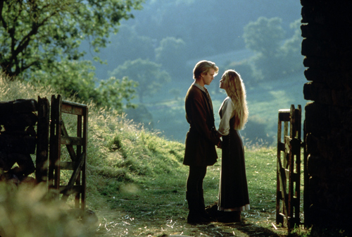 "Cary Elwes and Robin Wright in ""The Princess Bride"" (Metro-Goldwyn-Mayer, 1987)"