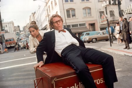 "Barbra Streisand and Ryan O'Neal in ""What's Up, Doc?"" (Warner Bros., 1972)"