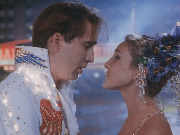 "Nicolas Cage and Sarah Jessica Parker in ""Honeymoon in Vegas"" (MGM/Castle Rock, 1992)"