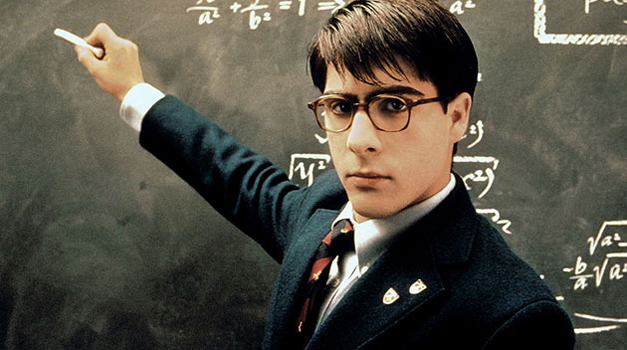 "Jason Schwartzman in ""Rushmore"" (Touchstone, 1998)"
