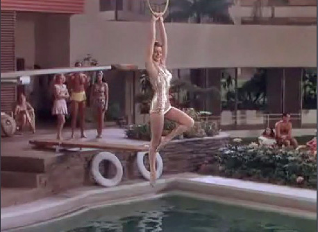 "Esther Williams in ""On an Island with You"" (MGM, 1948)"