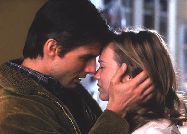 "Tom Cruise and Renee Zellweger in ""Jerry Maguire"" (TriStar Pictures, 1996)"