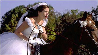 Julia Roberts in 'Runaway Bride' (Paramount/Touchstone, 1998)