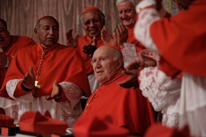 Michel Piccoli in 'We Have a Pope' (2011)