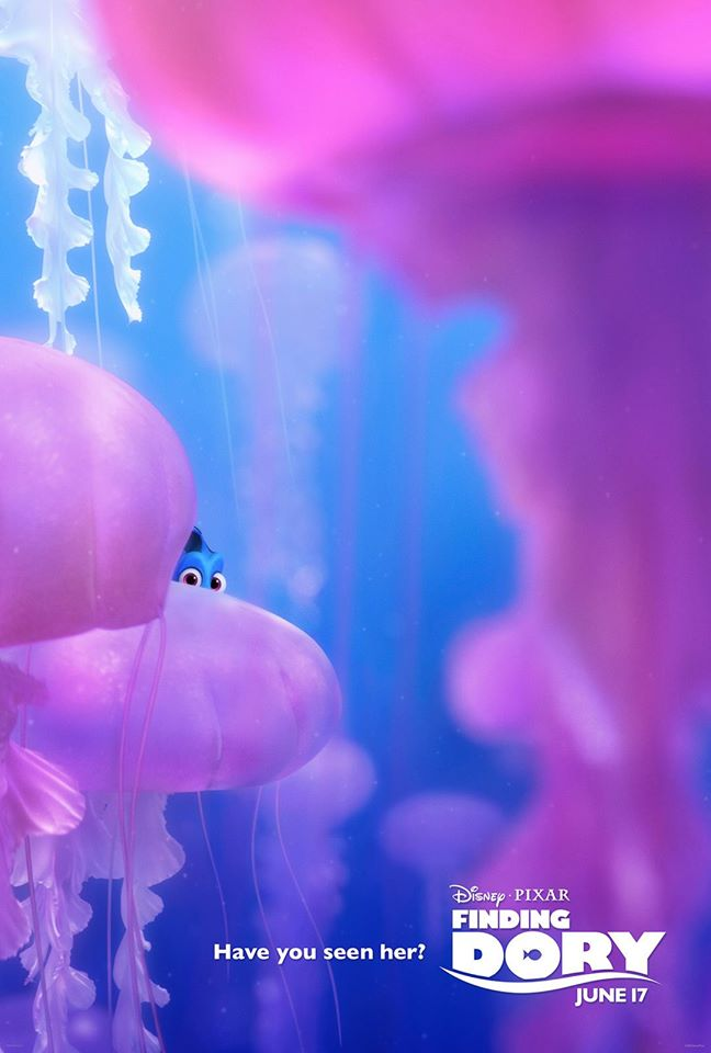 finding dory poster 4