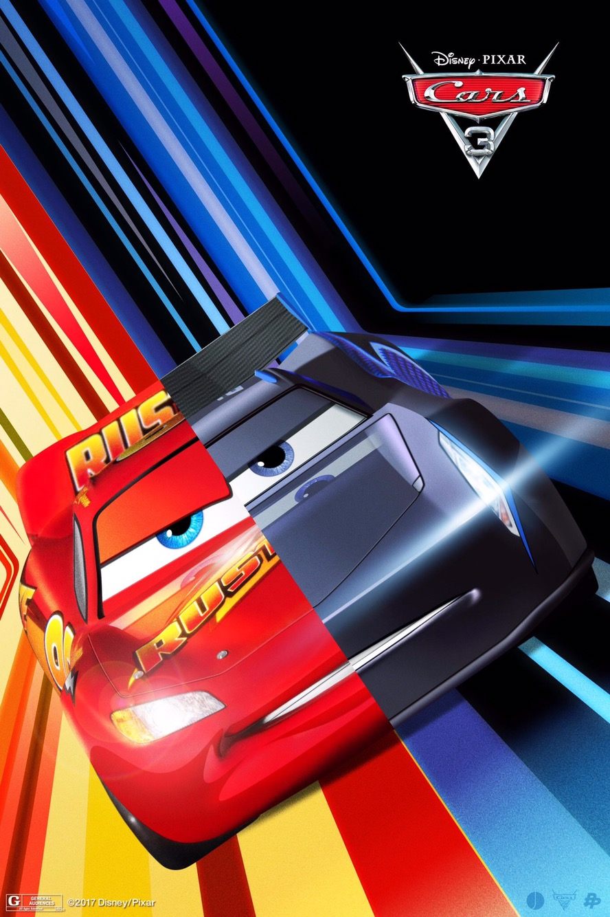 New Poster Posse Posters For Cars 3 Stanford Clark